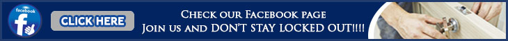 Join us on Facebook - Locksmith Northridge